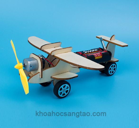 maybay 1 Máy bay gỗ một động cơ