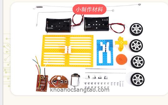 otodieukhientuxanhua 3 Ô tô nhựa điều khiển từ xa