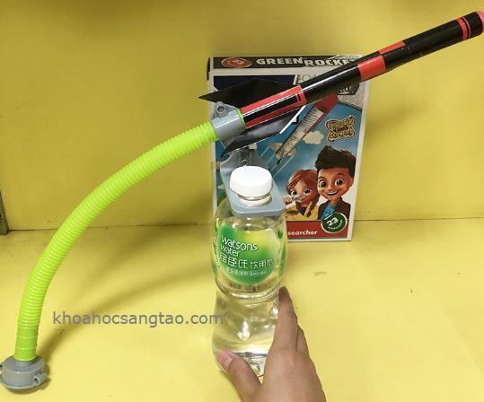 Stem  Đồ chơi tên lửa nước
